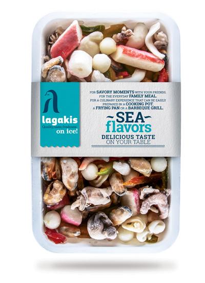 Seafood tray Lagakis
